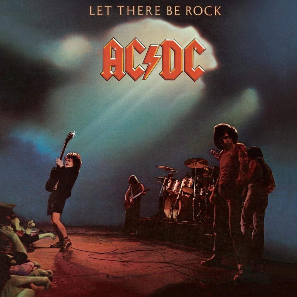 LP Vinil AC/DC - Let There Be Rock - Importado