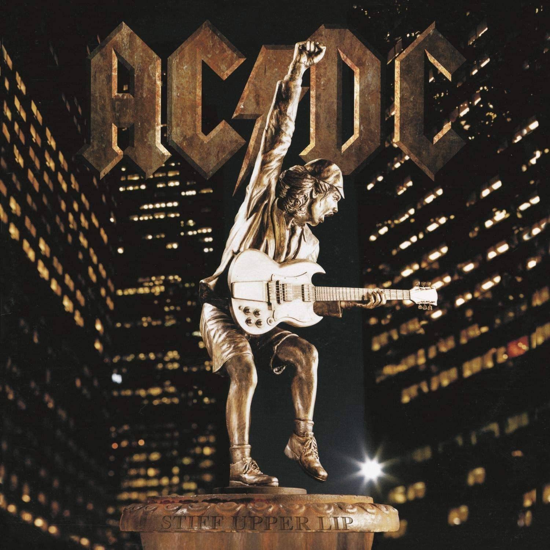 LP Vinil AC/DC - Stiff Upper Lip - Importado