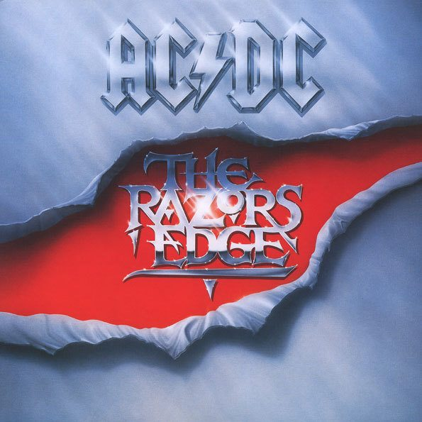 LP Vinil AC/DC - The Razors Edge - Importado