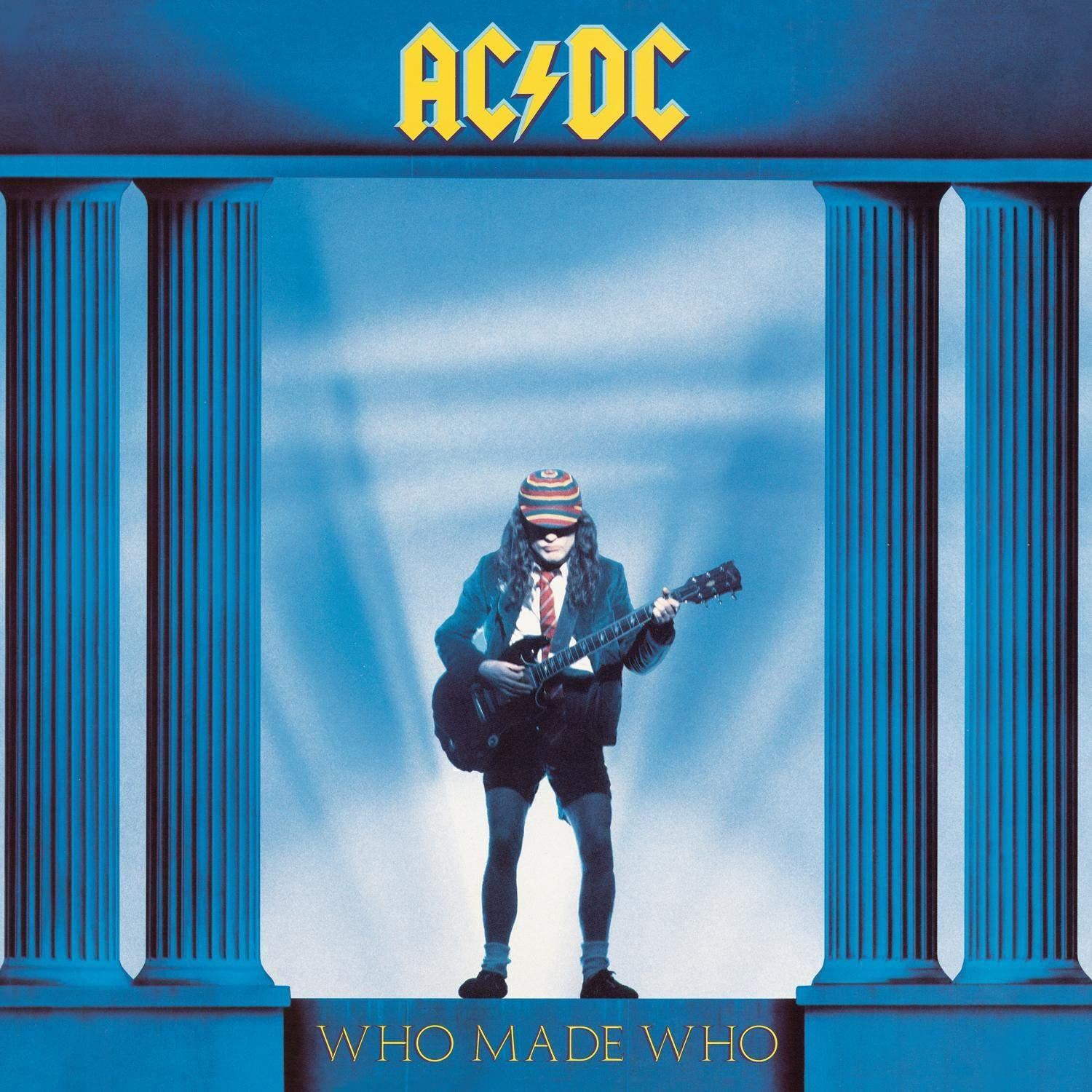 LP Vinil AC/DC - Who Made Who - Importado