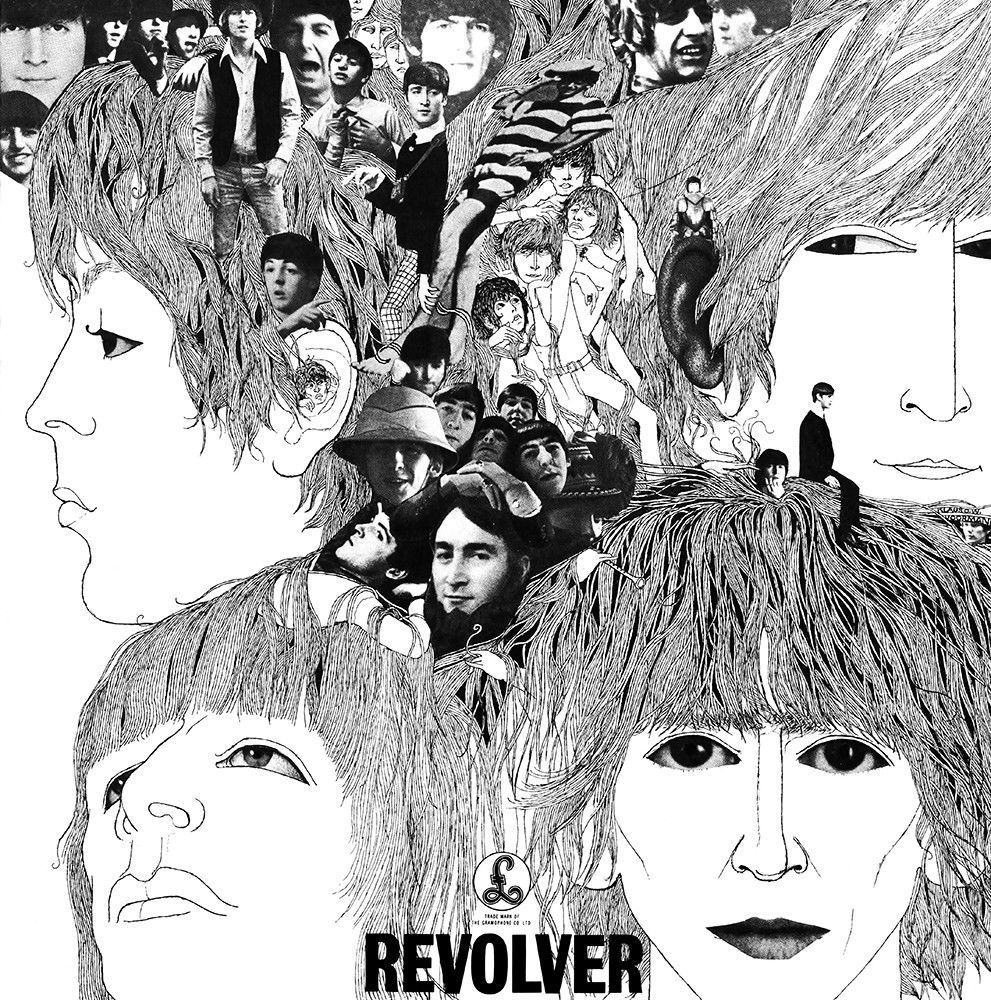 LP Vinil The Beatles - Revolver Remastered - Importado