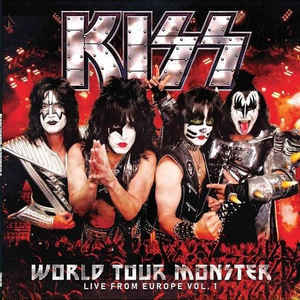 LP Vinil Kiss - World Tour Monster - Live From Europe Vol. 1