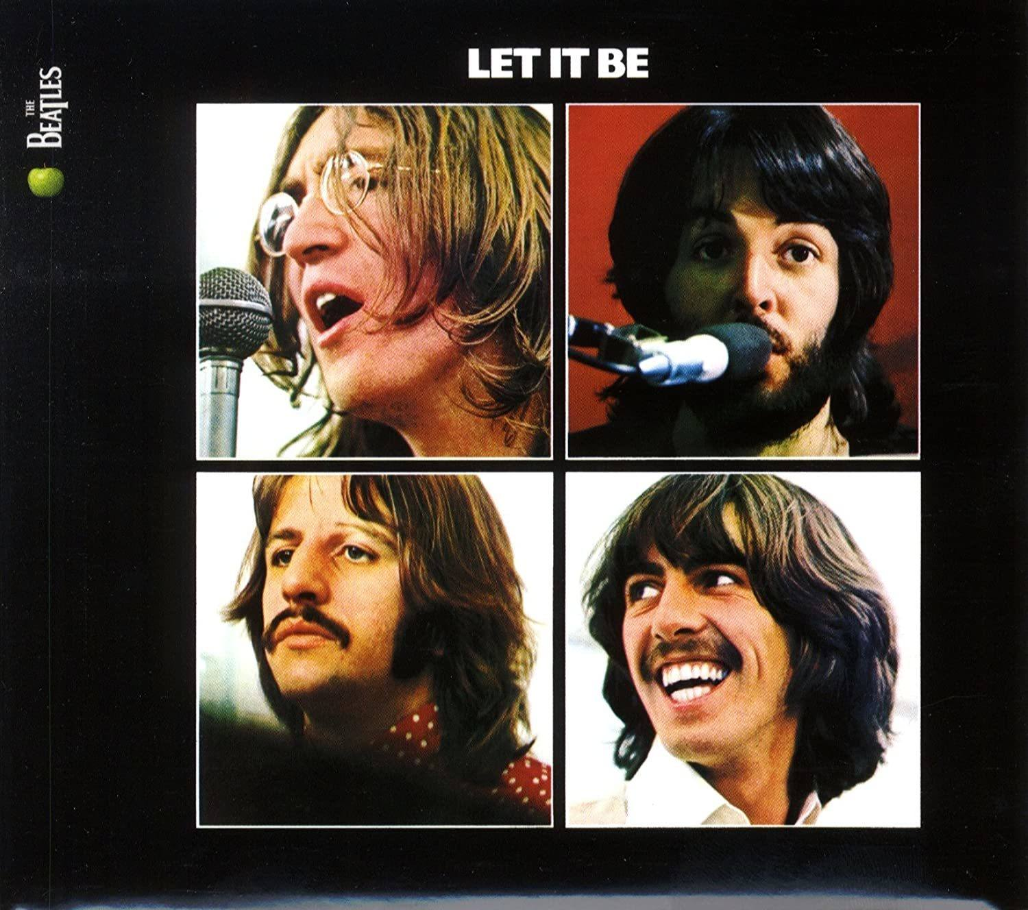 LP Vinil The Beatles - Let It Be Remastered - Importado