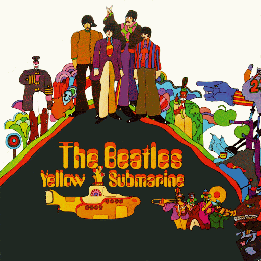 LP Vinil The Beatles - Yellow Submarine Remastered - Importado