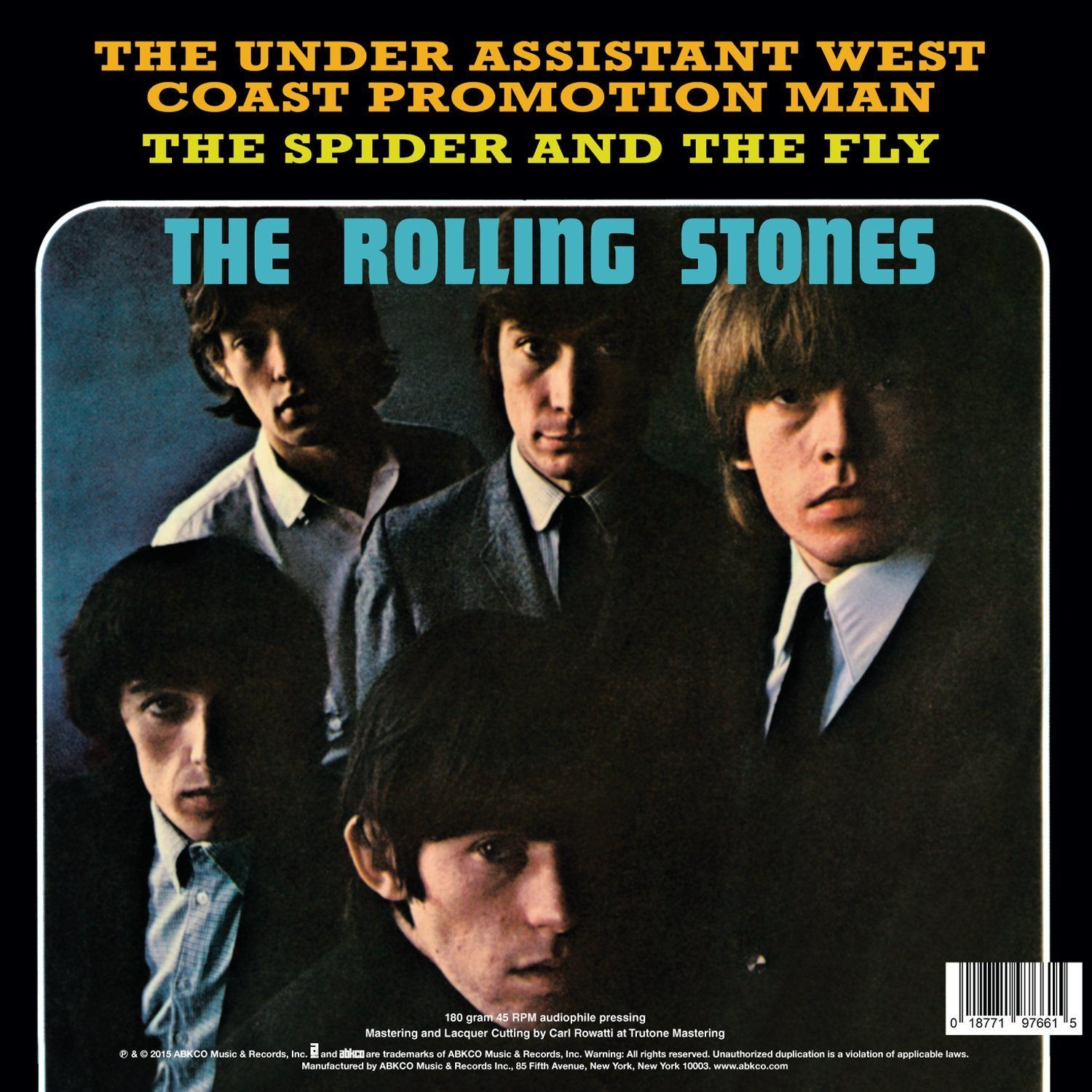 LP Vinil The Rolling Stones - I Can't Get No Satisfaction - Importado
