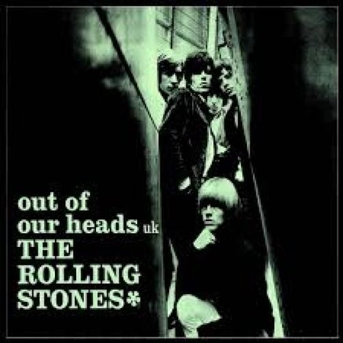 LP Vinil The Rolling Stones - Out of Our Heads - Importado