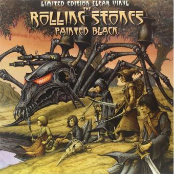 LP Vinil The Rolling Stones - Painted Black - Importado