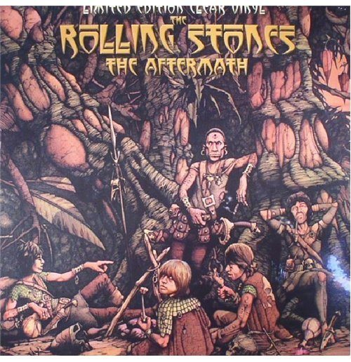 LP Vinil The Rolling Stones - The Aftermath - Importado