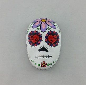 Máscara Parede -  Caveira Mexicana Pequena