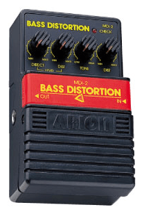Pedal para Baixo Arion MDI-2 Bass Distortion