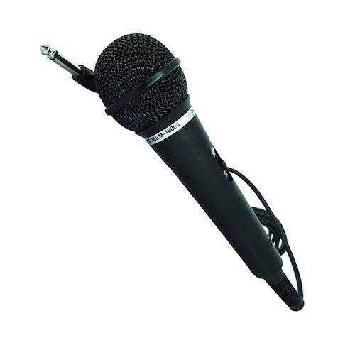 Microfone MXT M-1800S Com Fio Para Vocal