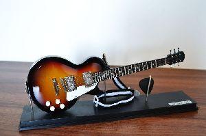 Mini Guitarra Les Paul ( Cristal ) - MH31