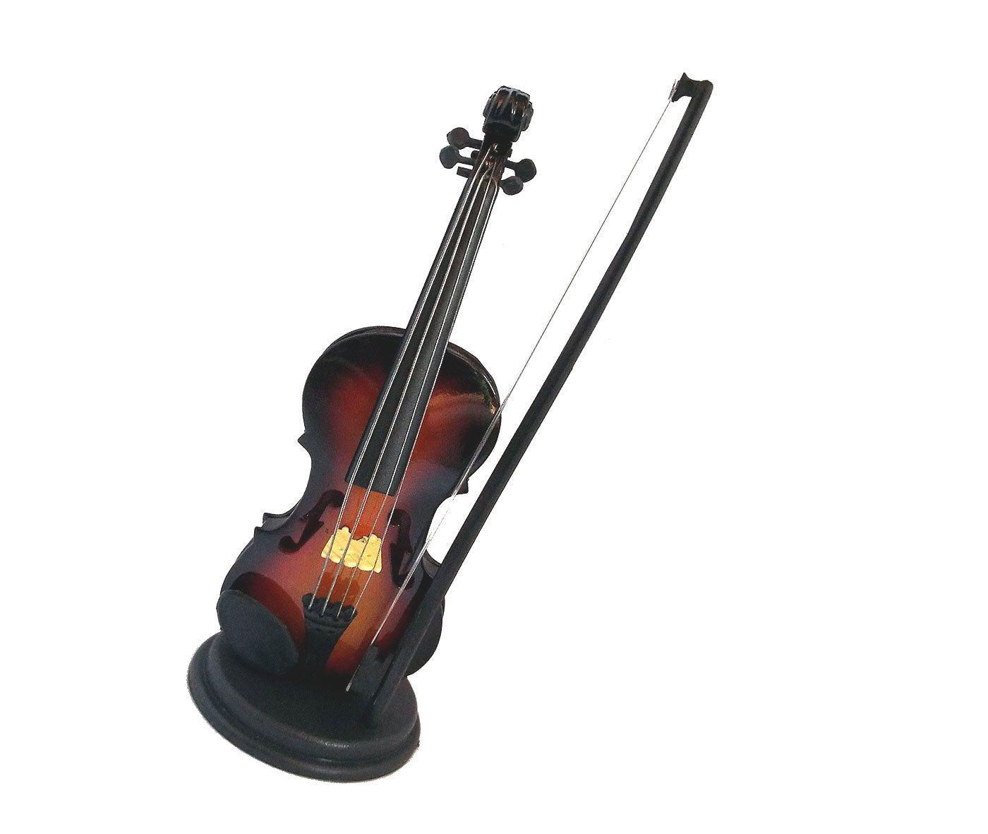 Miniatura violino 15 cm