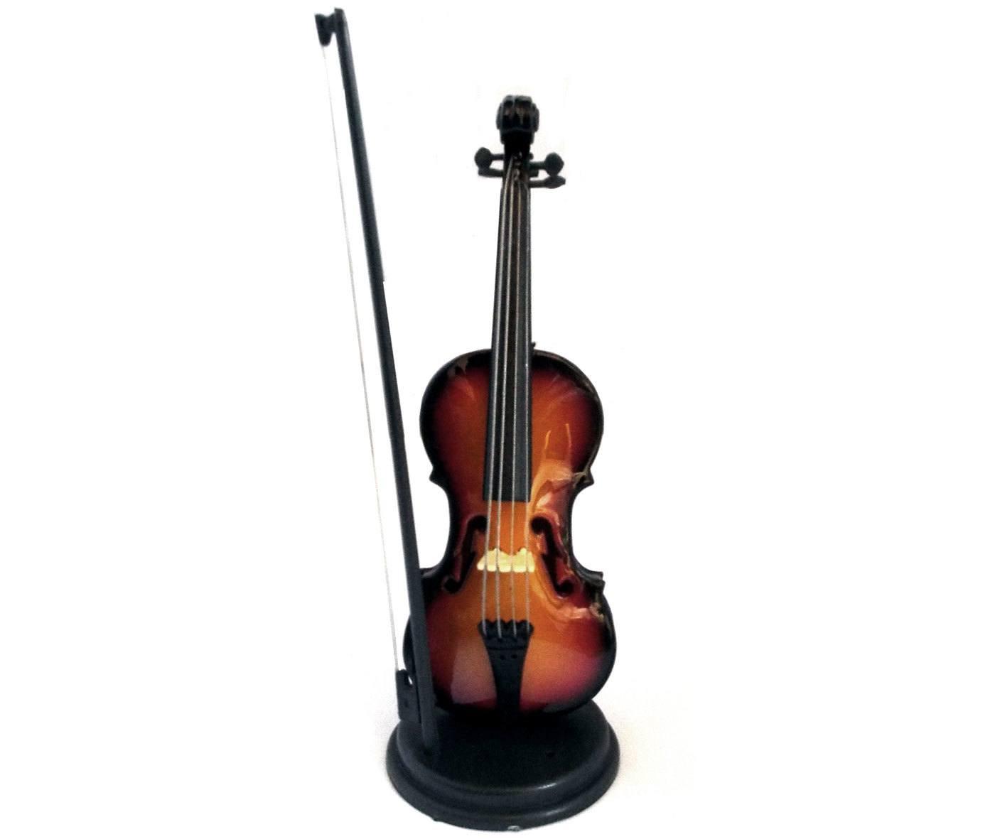 Miniatura violoncelo 15cm