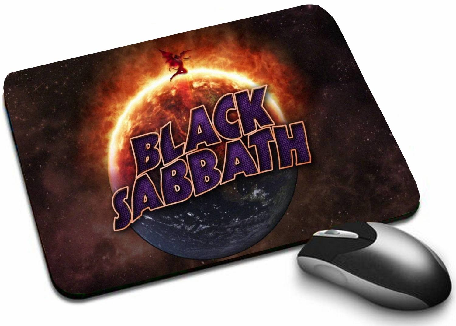 Mousepad Black Sabbath