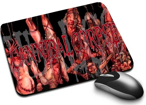 Mousepad Cannibal Corpse