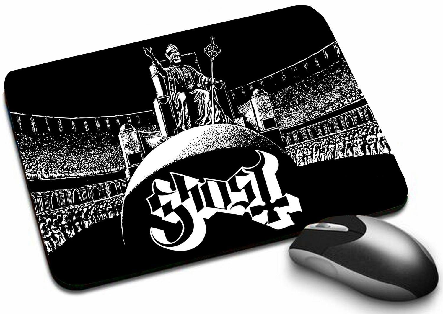Mousepad Ghost BC
