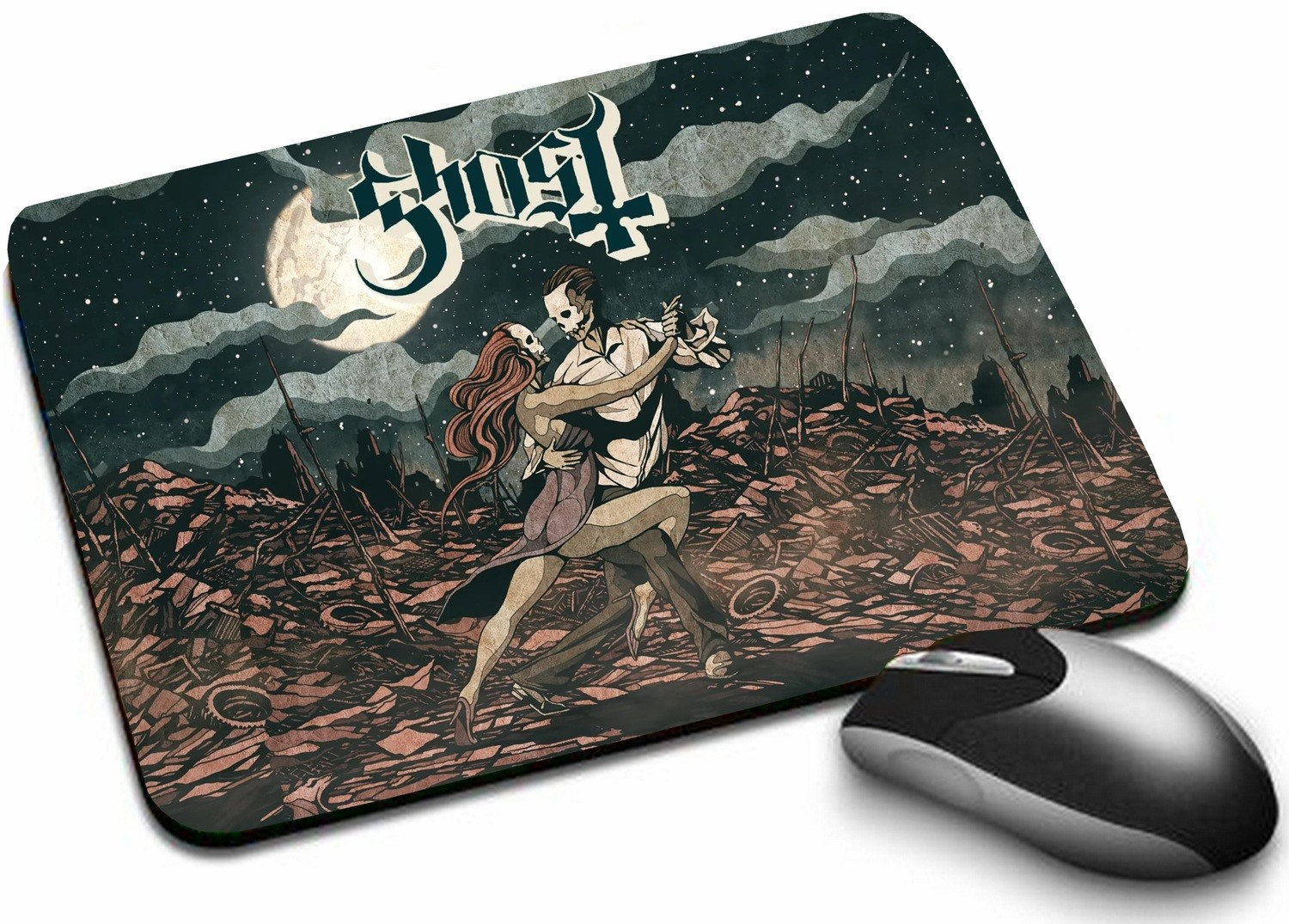 Mousepad Ghost Dance Macabre