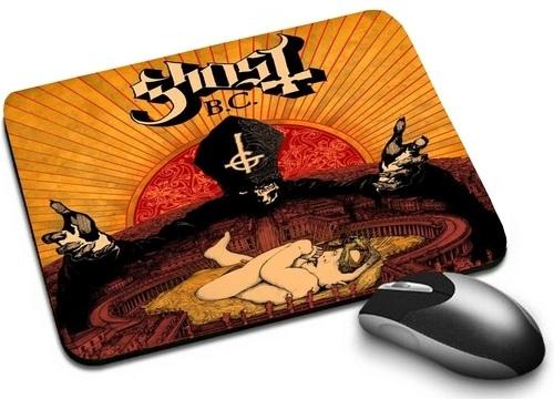Mousepad Ghost Infestissumam