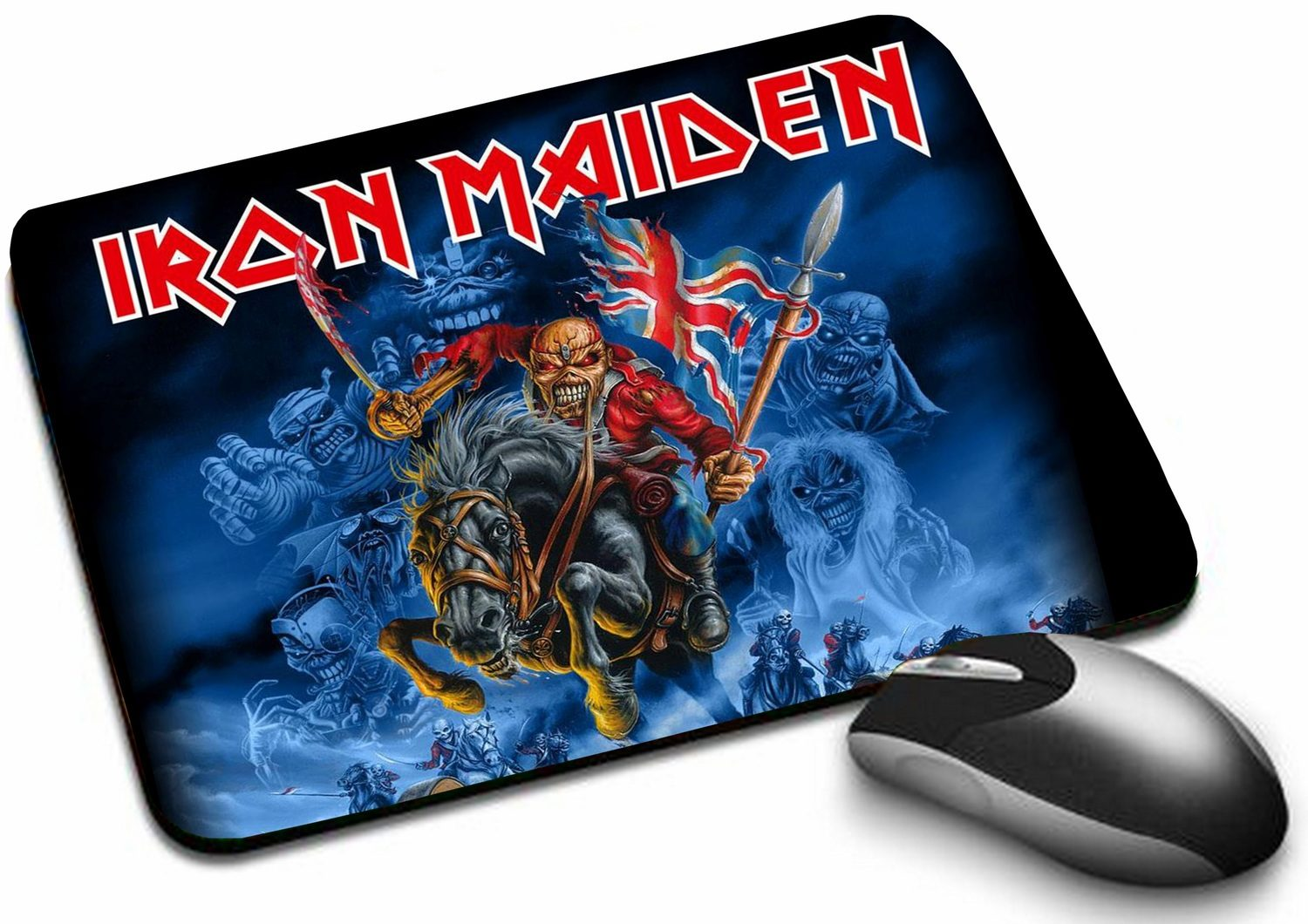 Mousepad Iron Maiden - England 88