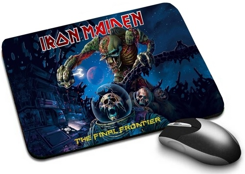 Mousepad Iron Maiden The Final Frontier