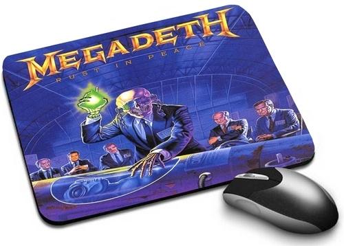 Mousepad Megadeth