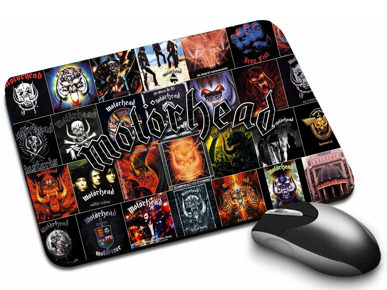 Mousepad Motorhead Discografia