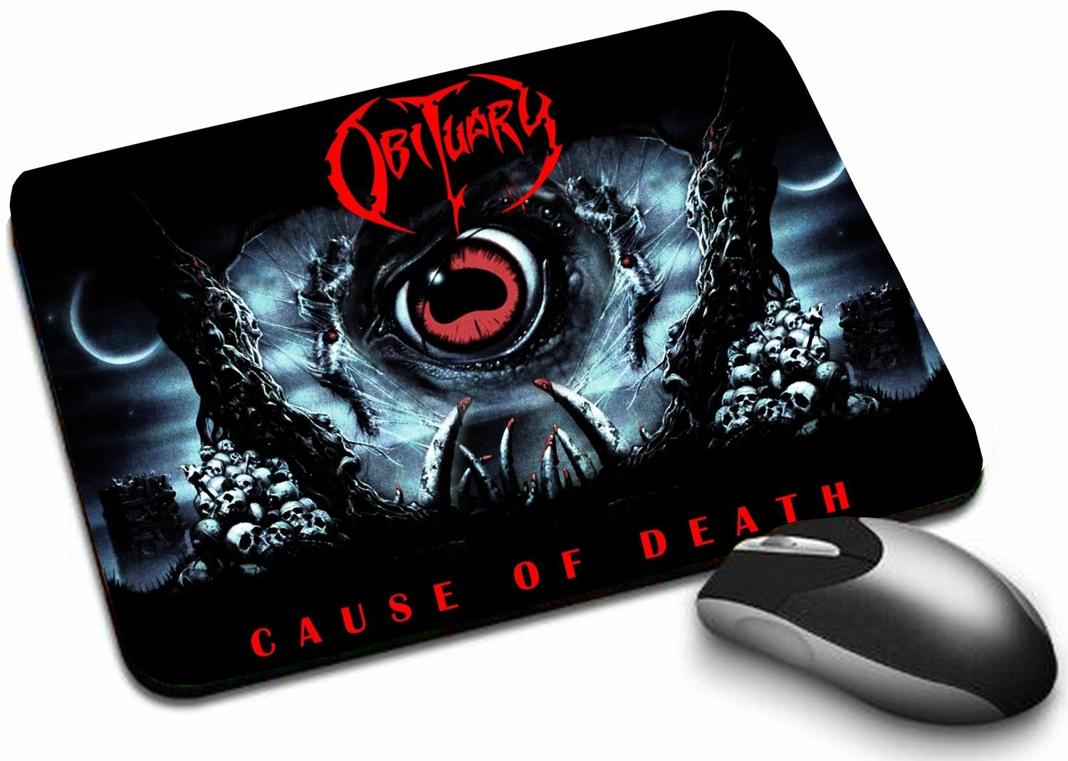 Mousepad Obituary