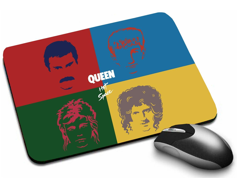 Mousepad Queen Hot Space