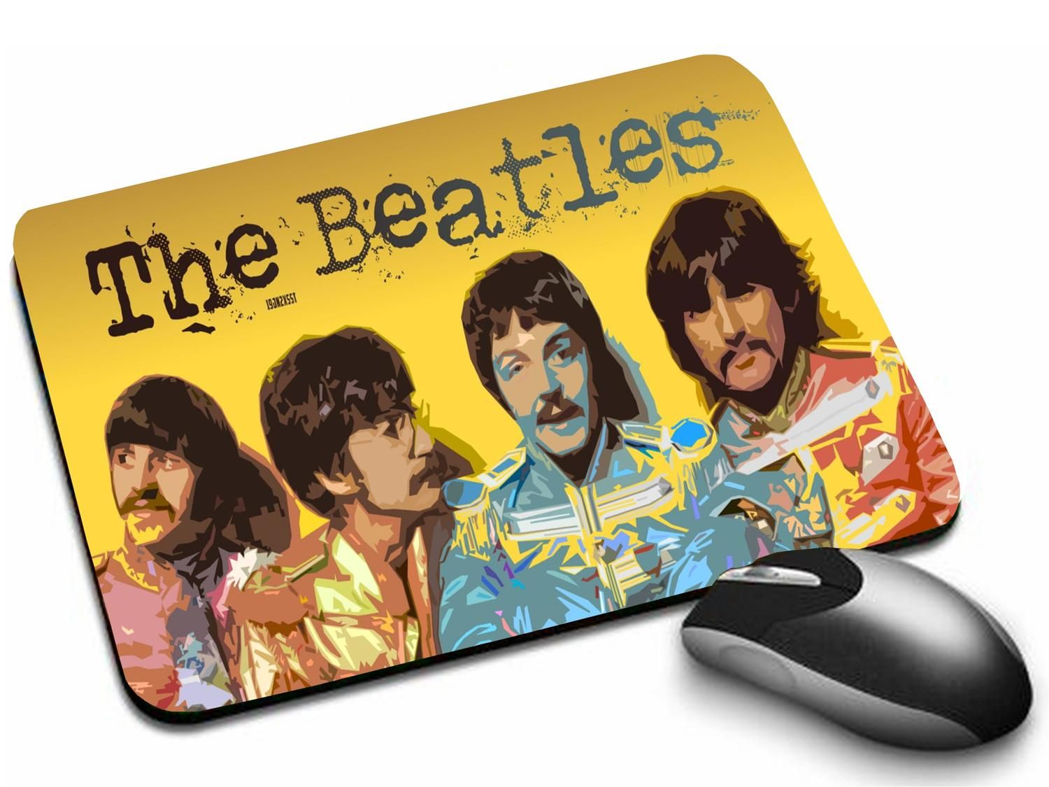 Mousepad The Beatles