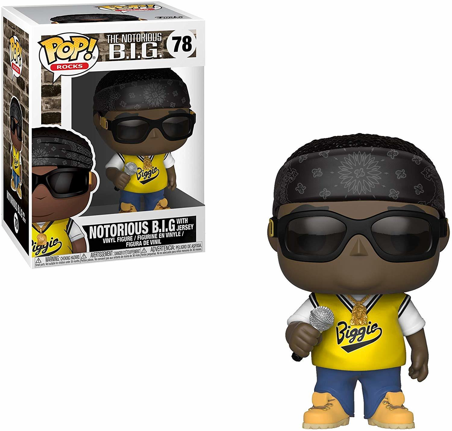 Notorius Big - Funko Pop!