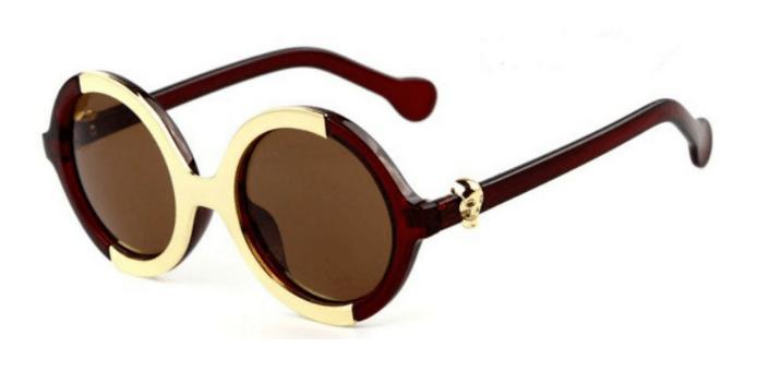 Óculos de Sol Caveira - Coleção Ubatuba – SkullAchando