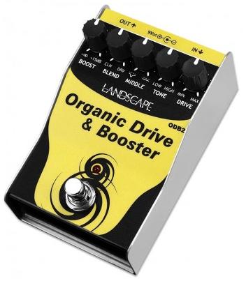 Pedal para Guitarra Landscape ODB-2 Organic Drive & Booster
