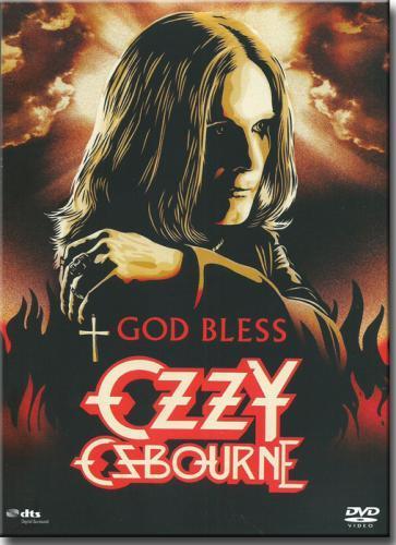 DVD Ozzy Osbourne - God Bless