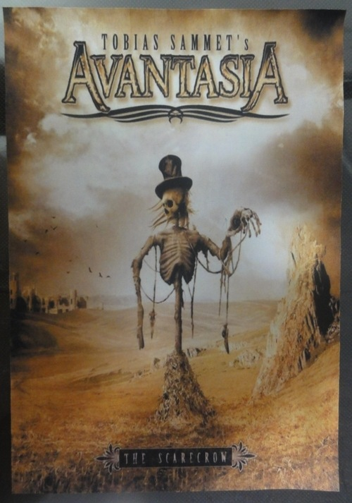 Patch Avantasia - The Scarecrow - Tobias Sammet's