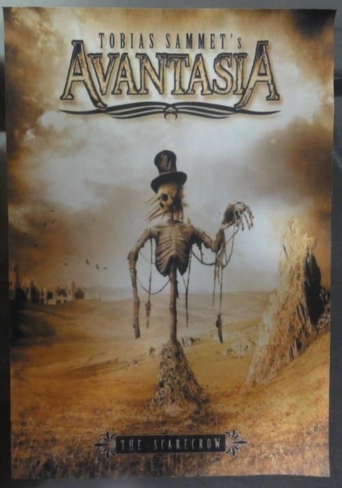 Patch Avantasia - The Scarecrow - Tobias Sammet's