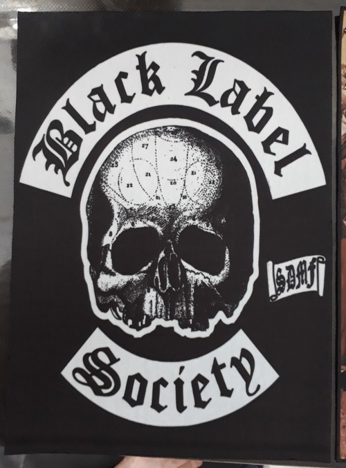 Patch Black Label Society
