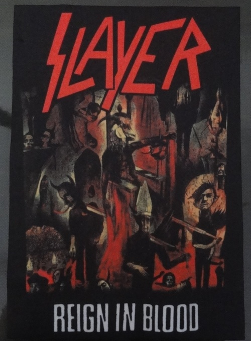 Patch Slayer - Reign in Blood