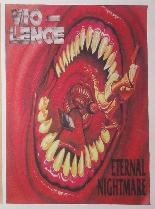 Patch Vio-Lence - Eternal Nightmare