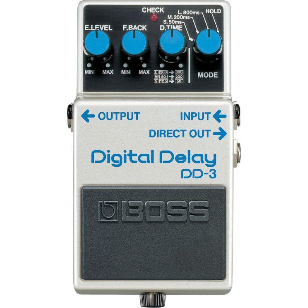 Pedal para Guitarra Boss DD-3 Digital Delay