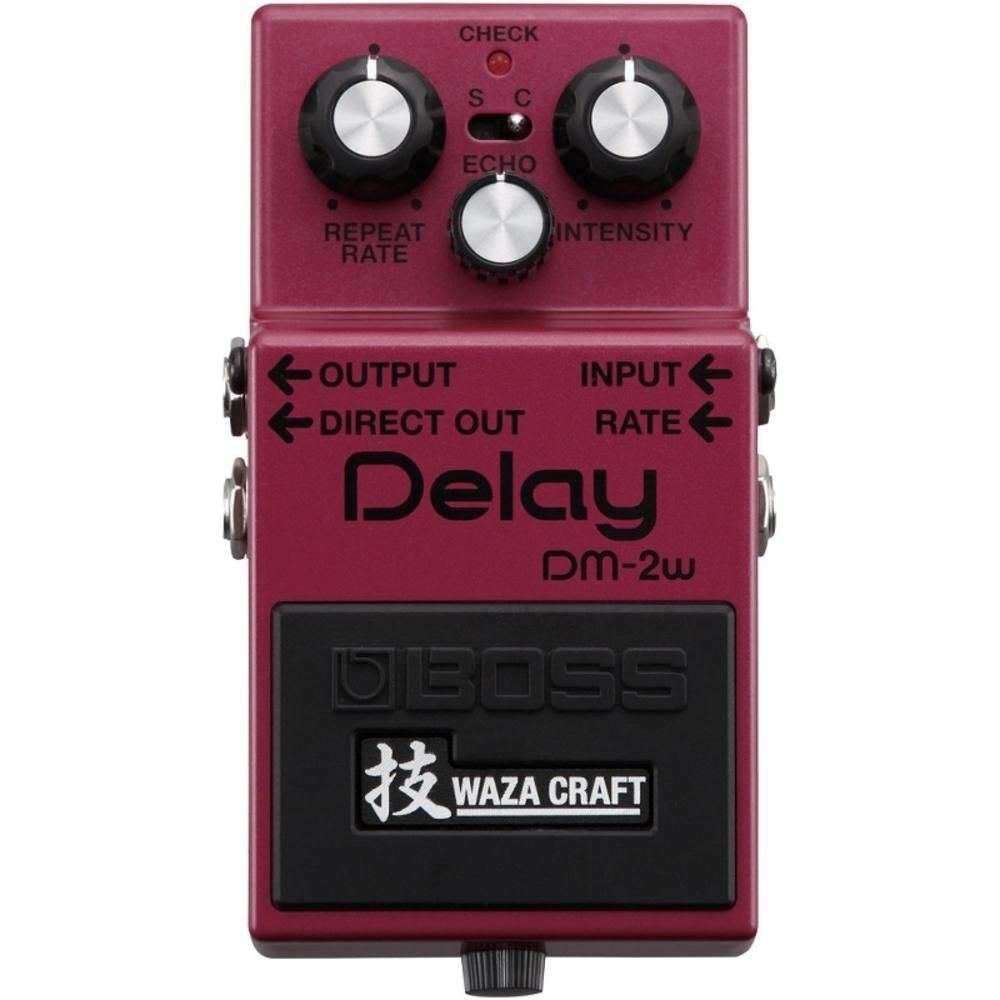 Pedal para Guitarra Boss DM-2W Analog Delay