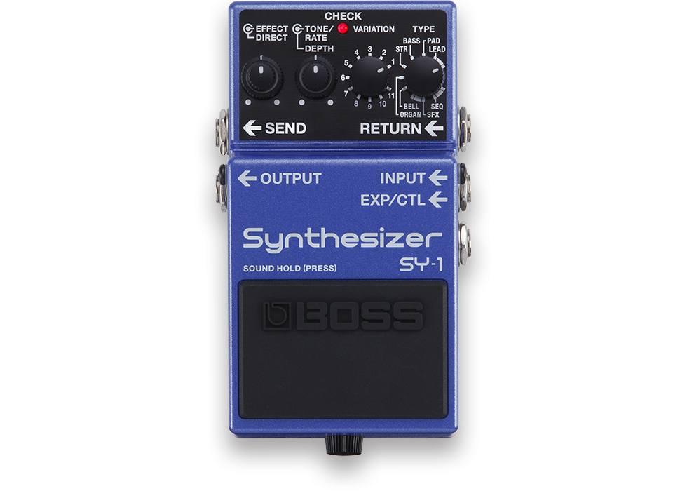 Pedal para Guitarra Boss SY-1 Synthesizer