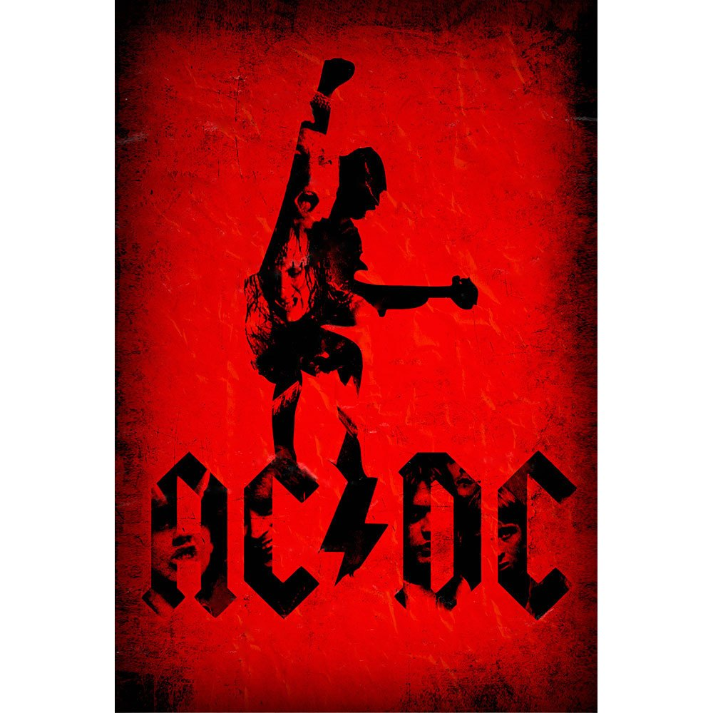 Placa Decorativa Planeta Decor AC/DC