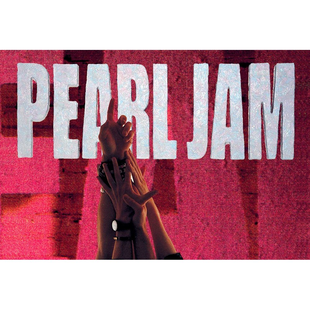 Placa Decorativa Planeta Decor Pearl Jam