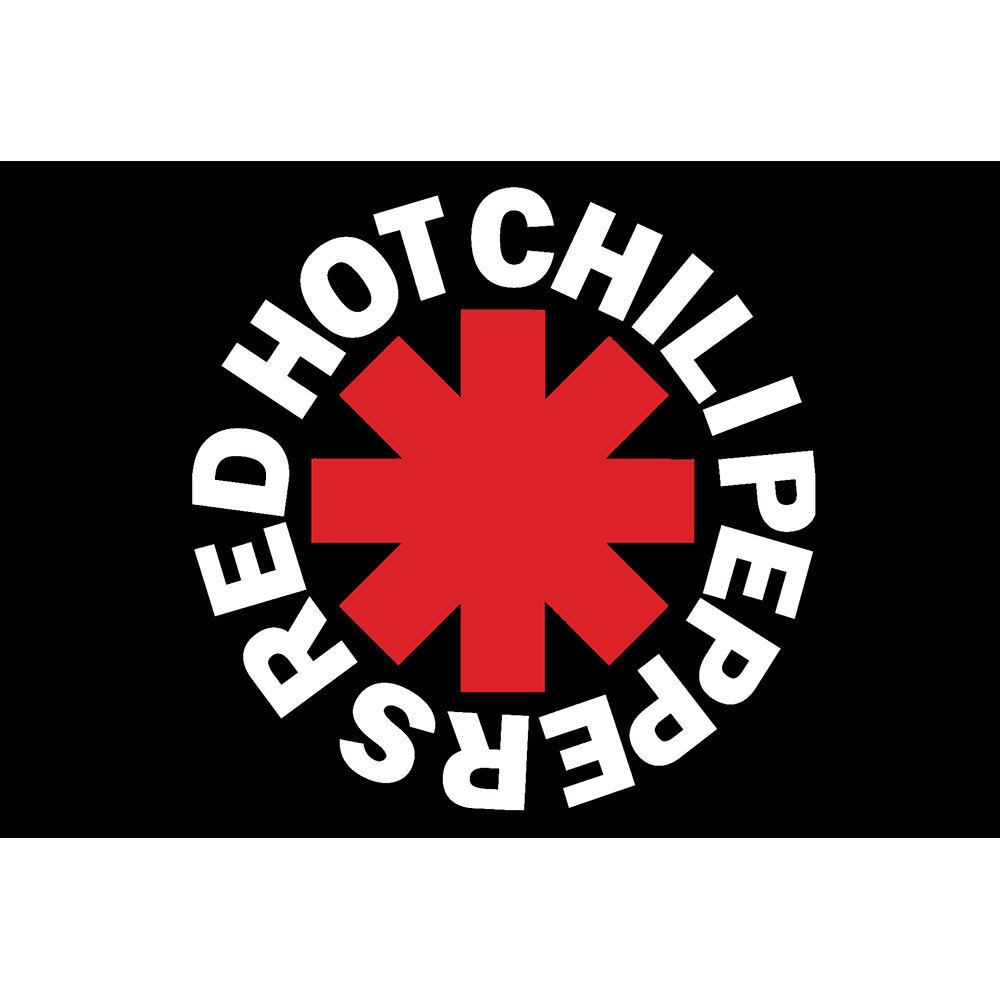Placa Decorativa Planeta Decor Red Hot Chilli Peppers