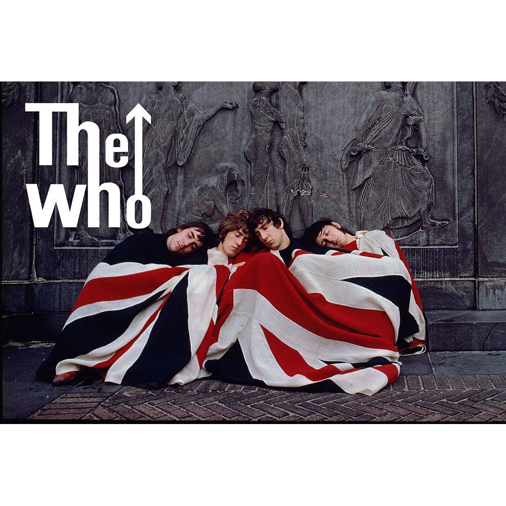 Placa Decorativa Planeta Decor The Who