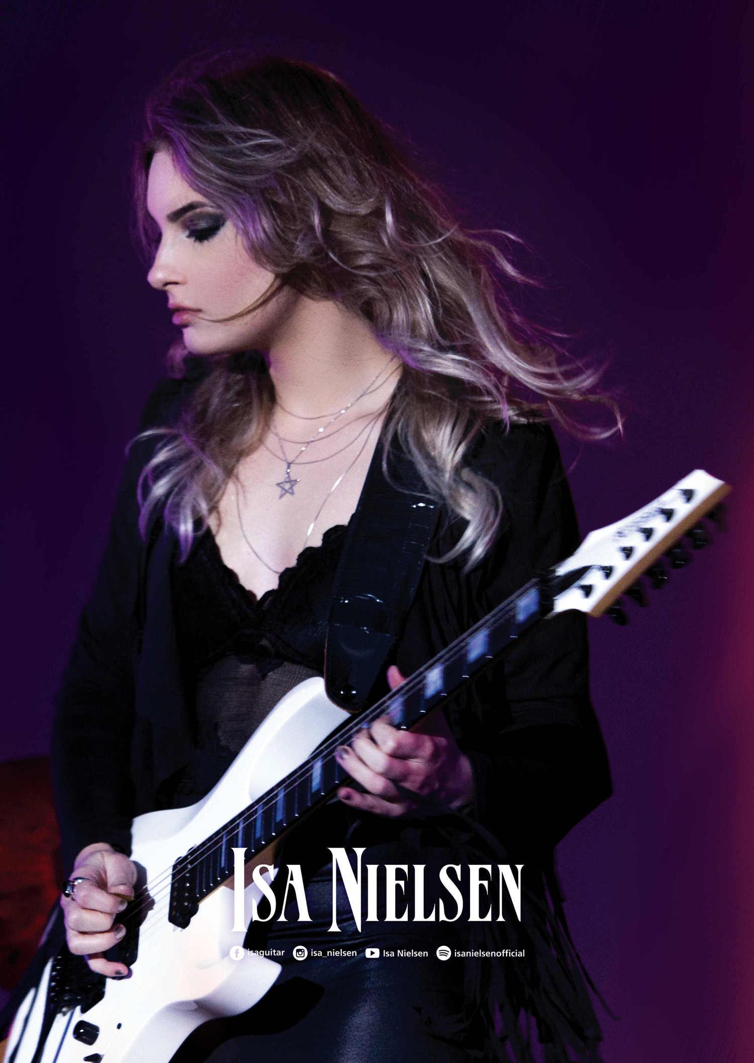 Poster Isa Nielsen