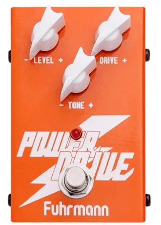 Pedal para Guitarra Fuhrmann PD-2 Power Drive
