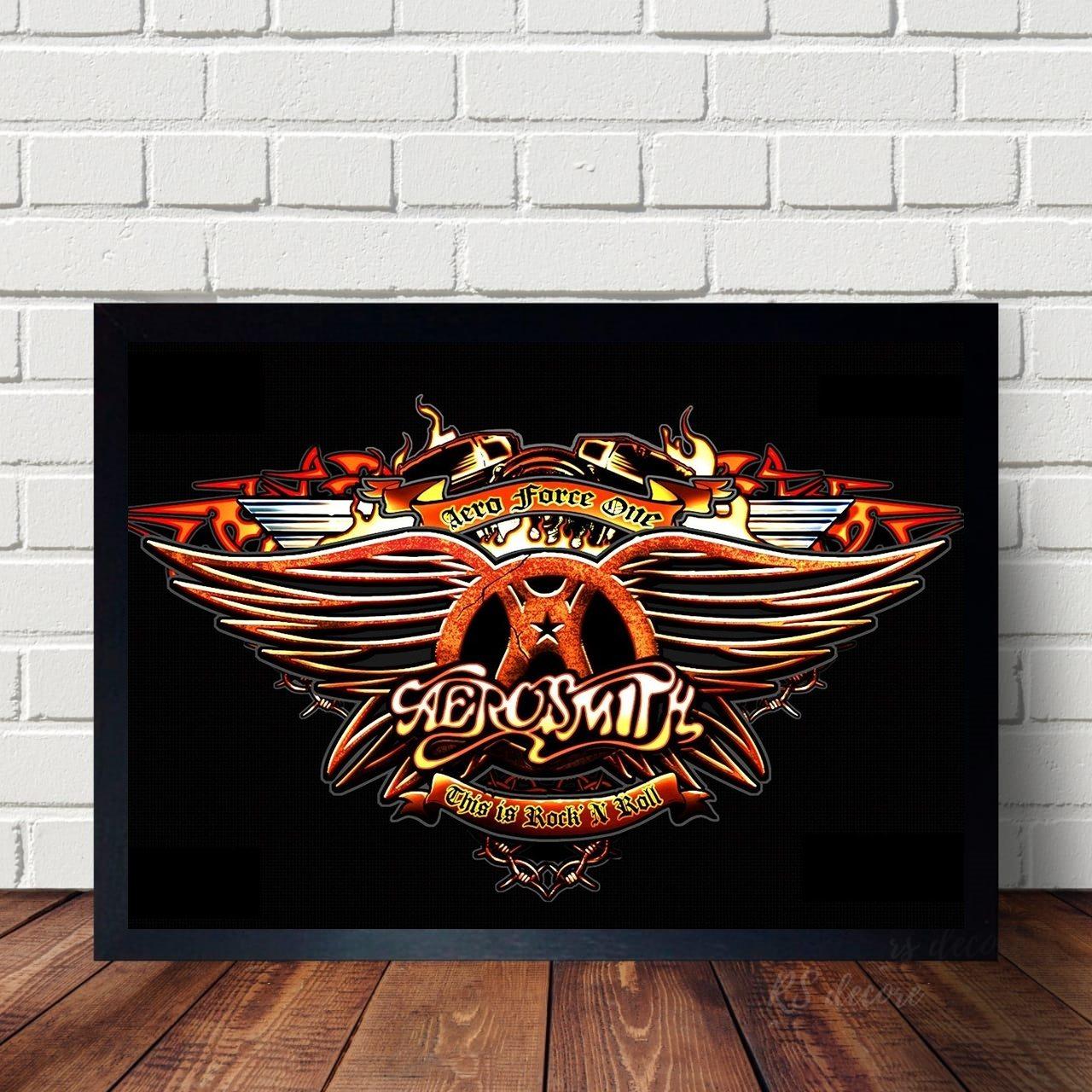 Quadro Decorativo Aerosmith II