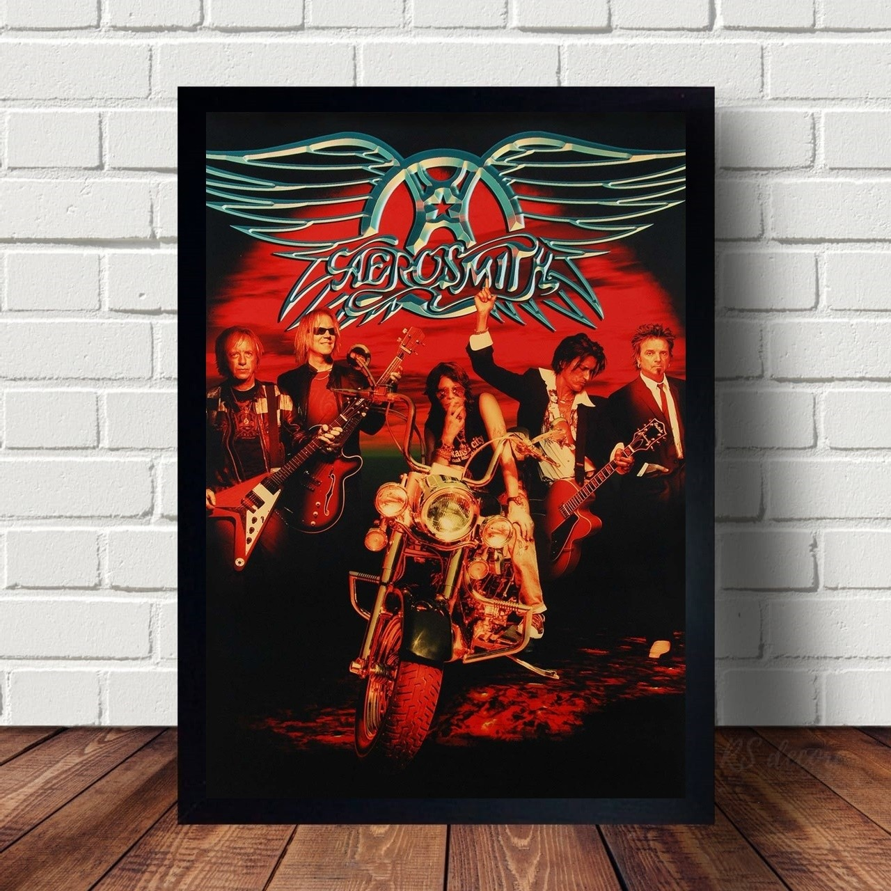 Quadro Decorativo Aerosmith IV